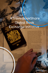 Join a global community of travel and literary lovers alike and share your passions and inspiration with likeminded explorers! Use #TravelBookShare in book exchanges around the world to pass your books on to others, and follow the stories that people share.