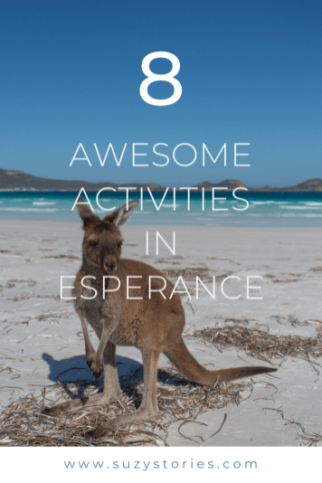 Discover all the best things to do in Esperance, and all you need to know about visiting this coastal town in the south of Western Australia!
