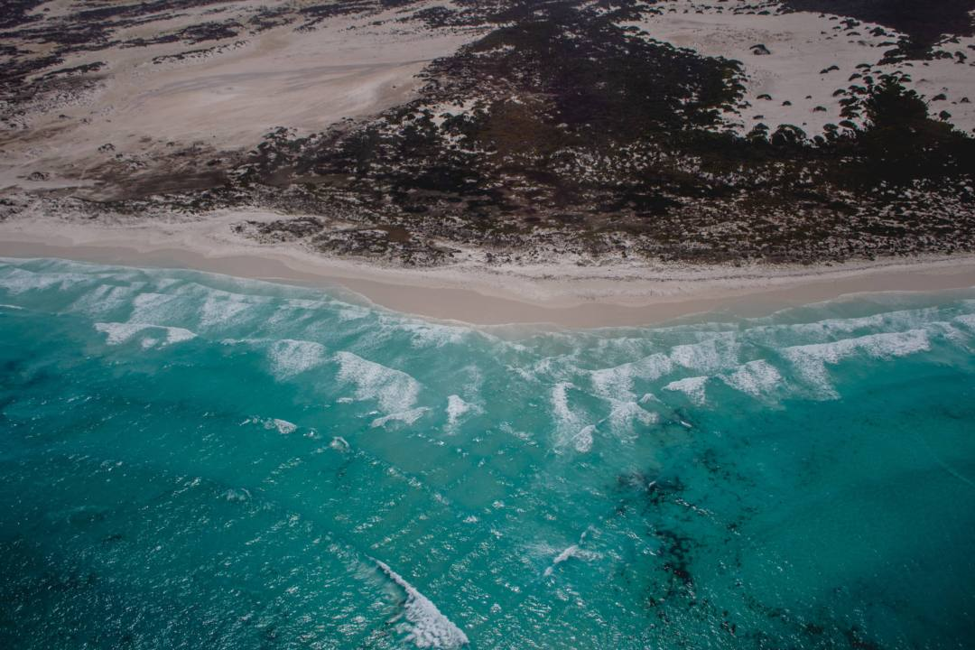 beach and ocean Esperance