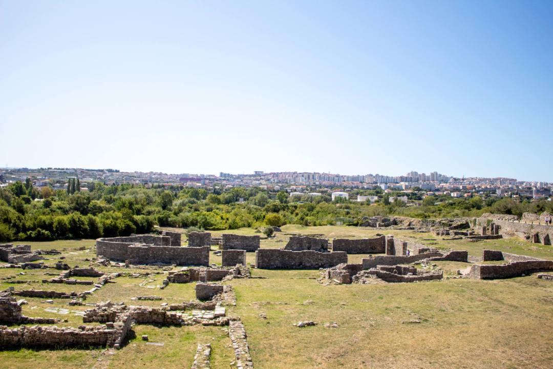 salona roman ruins