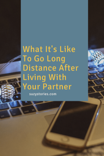 Get reassurance, advice, and insights into what it's like to go back to long distance after living with your partner from an experienced perspective.