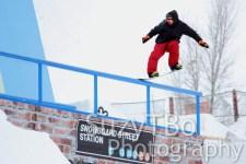 Snowboard Rail Aspen X Games