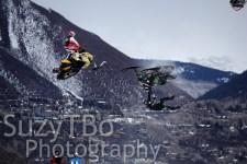 Joe McLafferty Parsons Gator Wrassler Aspen X Games