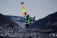 Cory Davis Tsunami Aspen X Games