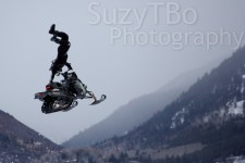 "Joe Parsons - ""Hart Attack' Aspen X Games"