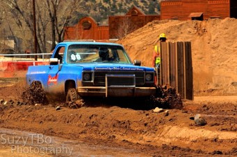 Ouray Mud Fest 2013 Truck Run