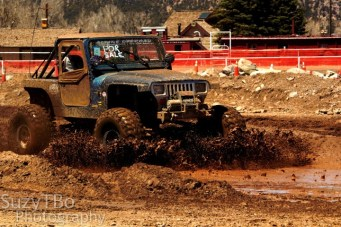 Ouray Mud Fest 2013 Jeep Run
