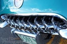 '59 Corvette Grill