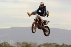 Grand Junction SuperCross Race #20 Eric Rhoten Heel Clicker