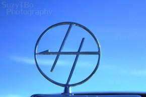 Stephen Ratliff - 1932 Hupmobile Emblem