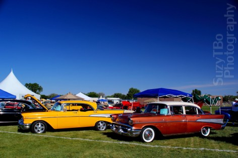 Glenn Martinson - 1957 and 1958 Chevy BelAirs