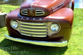 1948 Ford Pickup- Darrell Larson- Canon City, Co