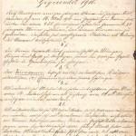 3 Verein 1.Satzung 1910
