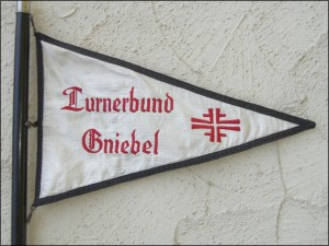 9 Verein Fahne Turnen 1919 Arbeiterturnerbund