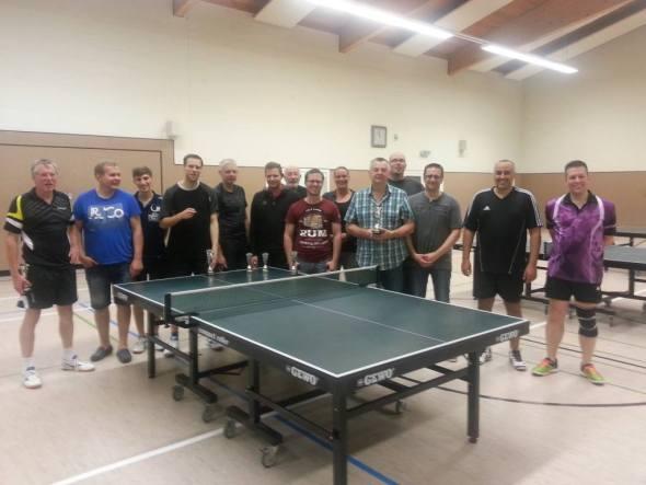 2er-Pokal-Turnier 2017 Teilnehmer