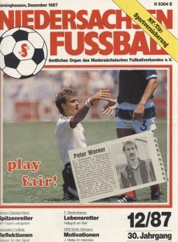 Wolfgang Hinz - 1987_PeterWerner_5Tore