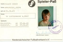 Wolfgang Hinz - Spielerpass_Armbrecht_Joerg_SVL
