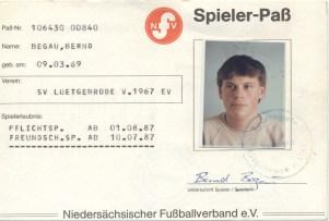 Wolfgang Hinz - Spielerpass_Begau_Bernd_Herren_SVL