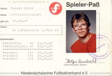 Wolfgang Hinz - Spielerpass_Lambrecht_Holger_SVL