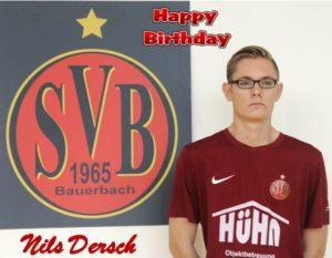Nils Dersch @Happy Birthday