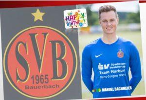 Manuel Bachmeier @Happy Birthday