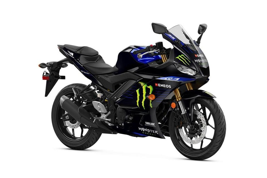 New YZF R3 2019 Monster Energy MotoGP