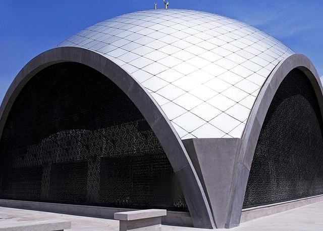 Modern Bir Camii Şakirin Camii (19 Fotoğraf)