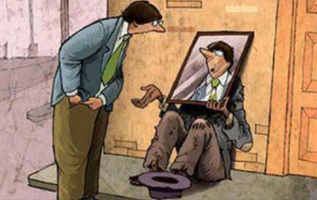 Karşıdakinin Yerine Kendini Koymak - Empati -