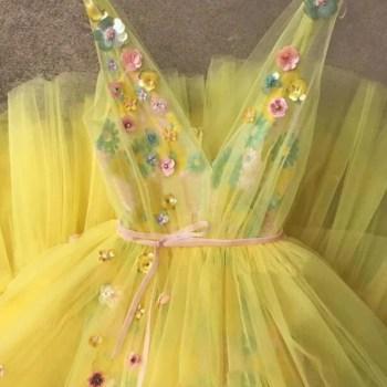 Платье на выпусккой