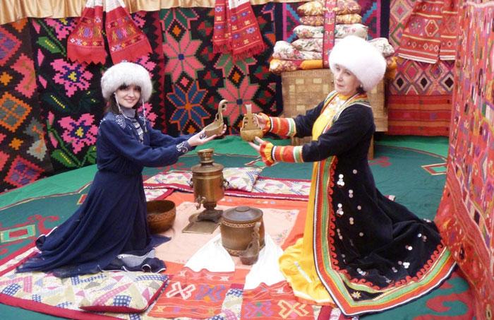 Традиции башкирского народа кратко. Башкирская свадьба: традиции
