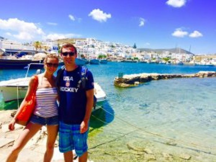 Discover-the-Island-of-Paros-Greece-what-to-do-see-and-eat_paros_naoussa_fishing-village_travel-blog_travel-guide_svadore_couple_naoussa_fishing village