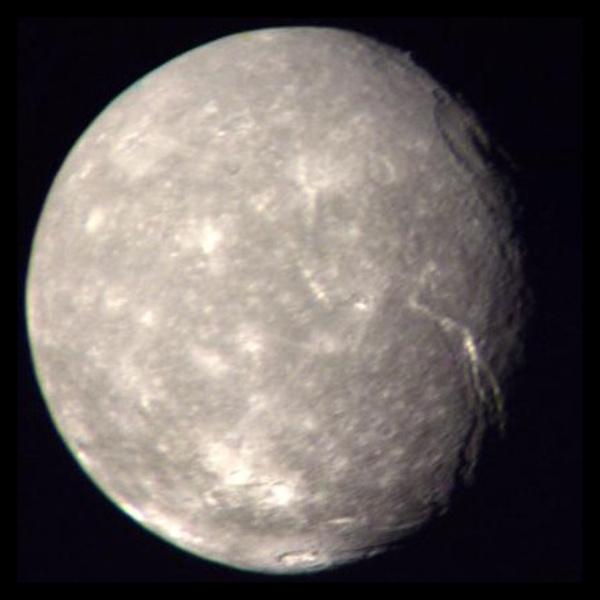 Sve o Titaniji, Uranovom mjesecu