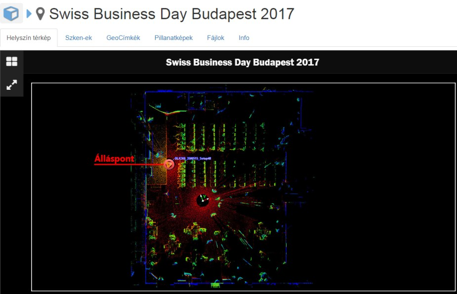 Capturing reality on Swiss Business Day with BLK360