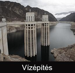 vízépítés