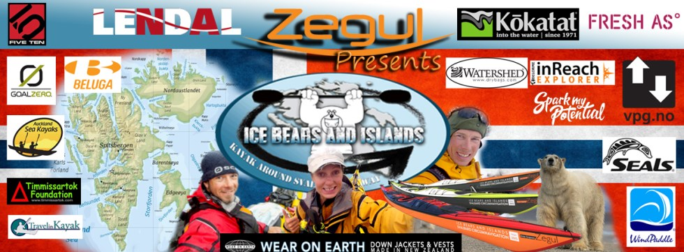 ICE BEARS AND ISLANDS SPONSOR BANNER LONG