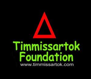 Timmissartok Foundation Logo