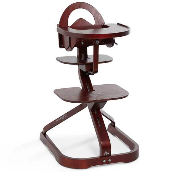 high chairs canada reviews chair covers from ebay svan signet complete mahogany
