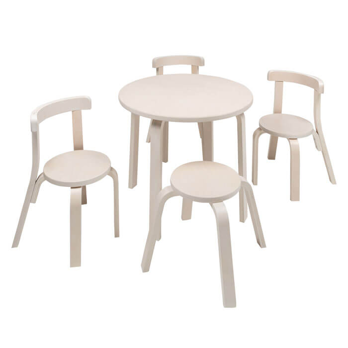 where to buy toddler table and chairs lounge chair cushions cheap play with me set svan in white