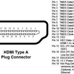 Computer Ports Diagram Goodman Package Heat Pump Wiring Types Of And Their Functions Svanews Mini Micro Hdmi