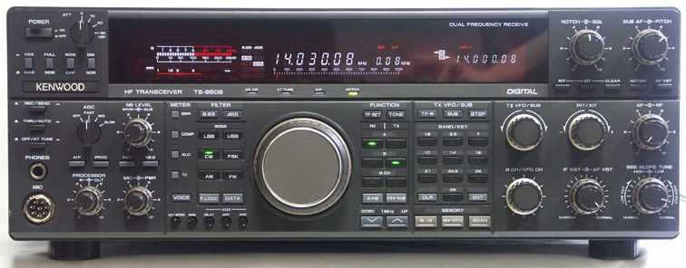 Special Kenwood 950S Drawing To Be Held At Hamfest