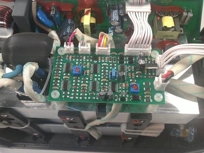 tm-1600-control-board