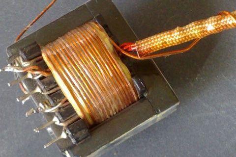 Трансформатор от инвертора