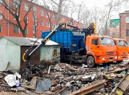Демонтаж старых металлических гаражей вывоз Сварка Люкс Екатеринбург