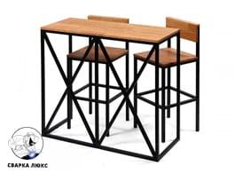 Комплект мебели Лофт купить заказать изготовление производство Сварка Люкс Екатеринбург
