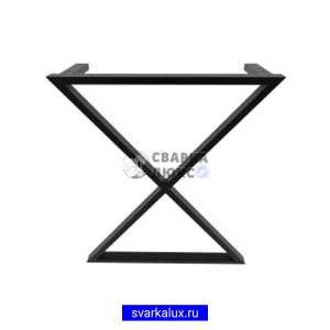 Купить, заказать подстолье мебельное металлическая опора для стола SLP12 цена | Сварка Люкс Екатеринбург
