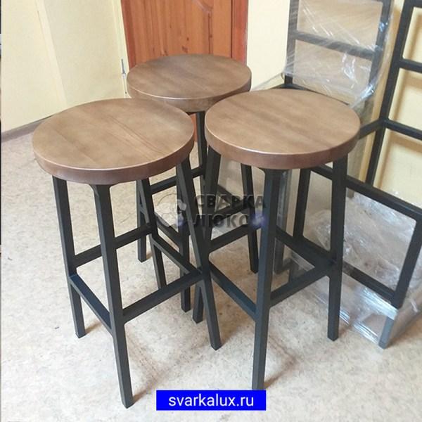 Купить стул барный Лофт SLT510 Сварка Люкс