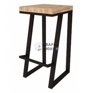 Барный стул Лофт Сварка Люкс SLT516