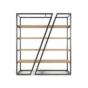 Купить, заказать изготовление стеллажа в стиле ЛОФТ Сварка Люкс Екатеринбург