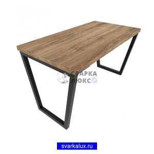 Стол в стиле Лофт Сварка Люкс