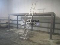 Изготовление установки под еврокубы Сварка Люкс